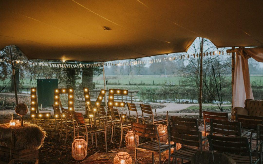 ZANKYOU: Regen op de bruiloft?