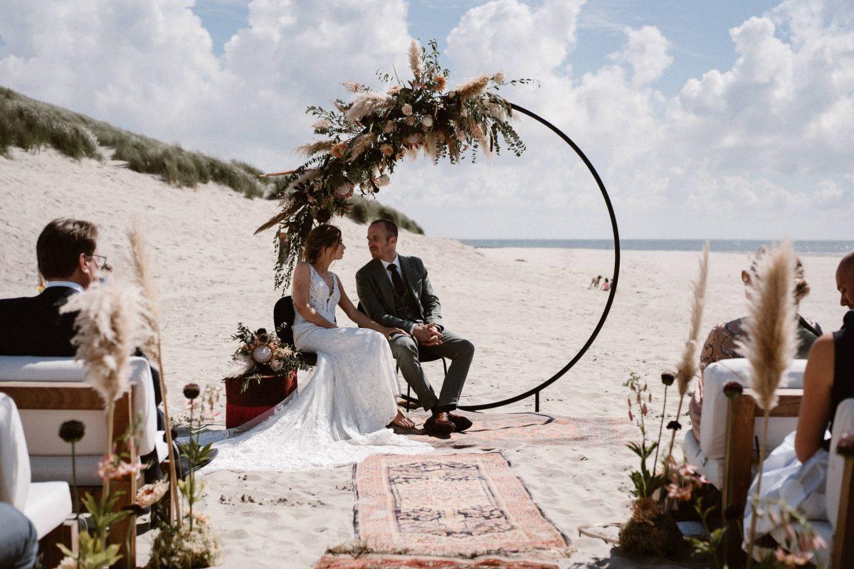 Bloemen op je huwelijk